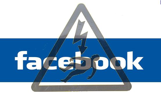 Slechte invloed facebook