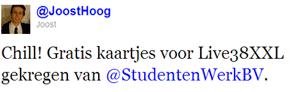 StudentenWerk tweet