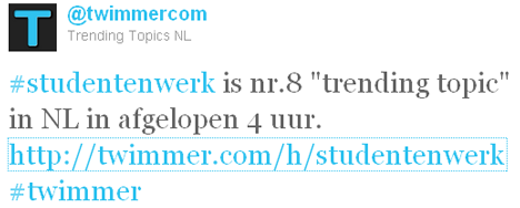 Studentenwerk trending topic