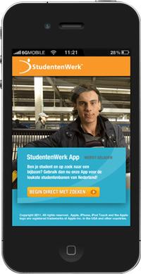 StudentenWerk app