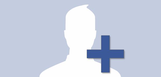 facebook avatar met plus