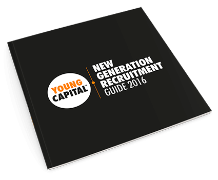 Bestel nu gratis de New Generation Recruitment Guide 2016!